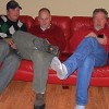 Word with Friends on Couch